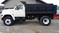 1997 Ford F-700 Dump Truck
