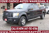 2010 Ford F-150 4x4 Harley-Davidson 4dr SuperCrew Styleside 5.5 ft. SB