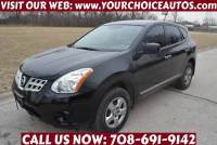 2013 Nissan Rogue S 4dr Crossover