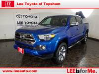 Toyota Certified 2016 Toyota Tacoma Limited | Topsham, ME