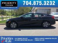 Certified Pre-Owned 2016 Honda Civic For Sale in Huntersville NC | Serving Charlotte, Concord NC & Cornelius | VIN: 19XFC2F78GE089268