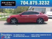 Certified Pre-Owned 2017 Honda Accord For Sale in Huntersville NC | Serving Charlotte, Concord NC & Cornelius | VIN: 1HGCR2F59HA138385