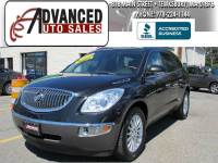 2012 Buick Enclave AWD Leather 4dr Crossover