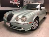2001 Jaguar S-Type 4.0 4dr Sedan
