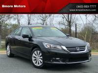 2015 Honda Accord EX-L 4dr Sedan