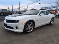 2012 Chevrolet Camaro SS 2dr Coupe w/2SS/RS Pkg