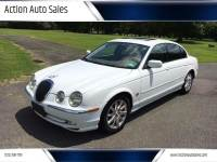 2000 Jaguar S-Type 4.0 4dr Sedan