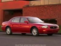 2004 Buick LeSabre Custom 4dr Sedan