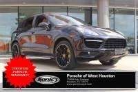 2014 Porsche Cayenne Turbo S in Houston