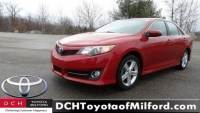 Used 2012 Toyota Camry 4dr Sdn I4 Auto SE