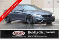 Pre-Owned 2015 BMW M4 M4 Convertible
