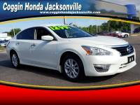 Pre-Owned 2014 Nissan Altima 2.5 S Sedan in Jacksonville FL