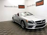 Certified Pre-Owned 2016 Mercedes-Benz 2dr Roadster SL 550 SL