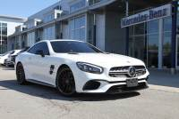 Certified Pre-Owned 2017 Mercedes-Benz SL 63 AMG® Roadster SL