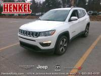 PRE-OWNED 2018 JEEP COMPASS LATITUDE 4X4 4WD