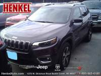 PRE-OWNED 2019 JEEP CHEROKEE LIMITED 4X4 4WD