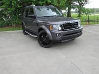 Certified Used 2016 Land Rover LR4 HSE LUX Landmark Edition (4WD 4dr HSE LUX Landmark in Houston