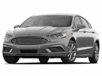 2018 Ford Fusion Hybrid SE Sedan I4 Hybrid