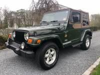 1998 Jeep Wrangler Sahara Sahara