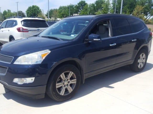 Photo Used 2011 Chevrolet Traverse LT w2LT For Sale Grapevine, TX