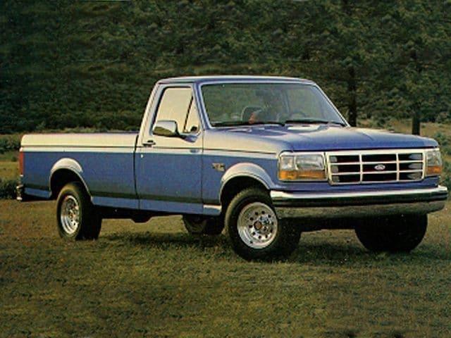 Photo 1993 Ford F-150 XL Truck V8 EFI