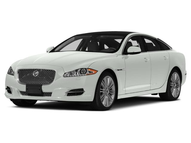 Photo Certified Used 2015 Jaguar XJ 4dr Sdn RWD in Houston, TX