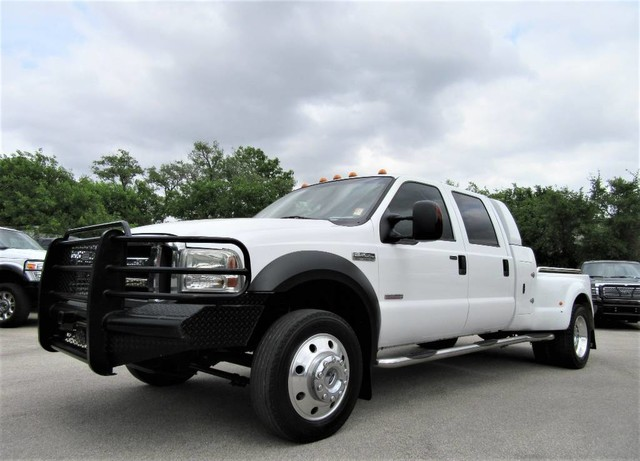 Photo 2007 Ford Super Duty F-550 DRW Lariat Western Hauler Type Bed