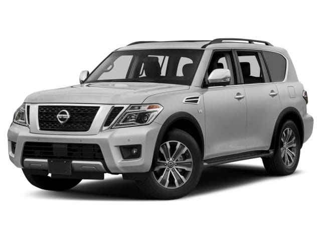 Photo Pre-Owned 2018 Nissan Armada SL SUV For Sale in Raleigh NC