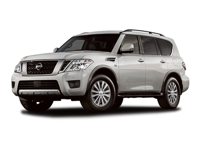 Photo Pre-Owned 2017 Nissan Armada SV SUV For Sale in Raleigh NC