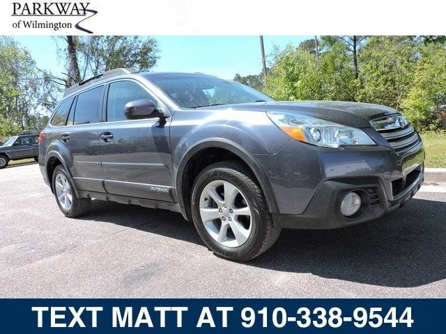 Photo Certified Used 2014 Subaru Outback 2.5i Premium For Sale  Wilmington NC