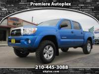 2011 Toyota Tacoma PreRunner Double Cab 4.0L V-6 Automatic 2WD Lifted