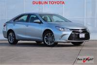 Certified Pre-Owned 2017 Toyota Camry SE Sedan in Dublin, CA