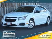 2015 Chevrolet Cruze 4dr Sdn Auto LS