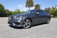 Certified Used 2016 Mercedes-Benz E-Class Sedan For Sale in Myrtle Beach, South Carolina