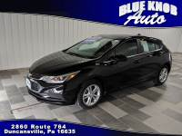 2018 Chevrolet Cruze LT Hatchback in Duncansville | Serving Altoona, Ebensburg, Huntingdon, and Hollidaysburg PA