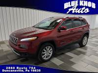 2017 Jeep Cherokee Limited 4x4 SUV in Duncansville | Serving Altoona, Ebensburg, Huntingdon, and Hollidaysburg PA