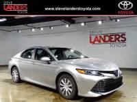 2018 Toyota Camry Hybrid LE Hybrid LE CVT Variable