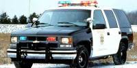 Pre Owned 1998 Chevrolet Tahoe Police Special 1500 4dr Police Special VIN1GNEC13R7WR118572 Stock Number9140101