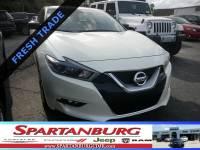 2017 Nissan Maxima S Sedan in Spartanburg