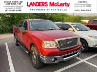 2008 Ford F-150 SuperCrew Lariat