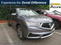 Used 2017 Acura MDX For Sale at Duval Acura | VIN: 5FRYD3H38HB000783