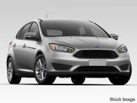 Used 2017 Ford Focus SEL Hatchback I-4 cyl For Sale in Duluth