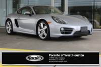 2014 Porsche Cayman 2dr Cpe Coupe in Houston