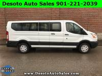2018 Ford Transit Passenger Wagon XLT 3D Low Roof Wagon