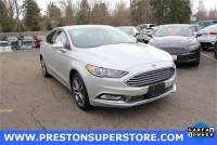 Certified Used 2017 Ford Fusion SE Sedan in Burton, OH