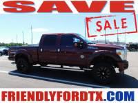 Used 2015 Ford F-250SD Platinum Truck Power Stroke V8 DI 32V OHV Turbodiesel for Sale in Crosby near Houston