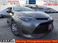 Certified Used 2019 Toyota Corolla LE Sedan Front-wheel Drive in Chicago