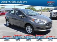 2019 Ford Fiesta SE Sedan 4 cyls