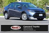 Pre-Owned 2017 Toyota Corolla LE CVT (Natl)
