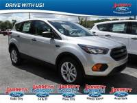 2019 Ford Escape S SUV 4 cyls